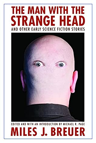 book cover of The Man with the Strange Head