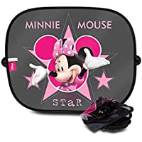 ABC PARTS Minie MINNIE101 Cortinillas para Coche