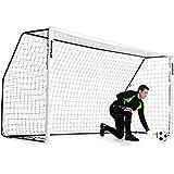 QUICKPLAY Fold-Away Soccer Goal Range | Match Standard Soccer Goals