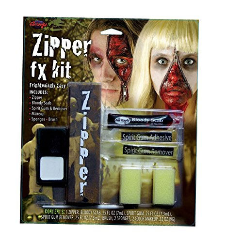 (Faerynicethings Zipper Face FX Kits - Makeup for the)