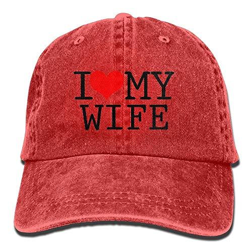Hat Women Skull Sport My Cowboy Denim I Love Wife Men Cap Cowgirl Hats for rXrOw