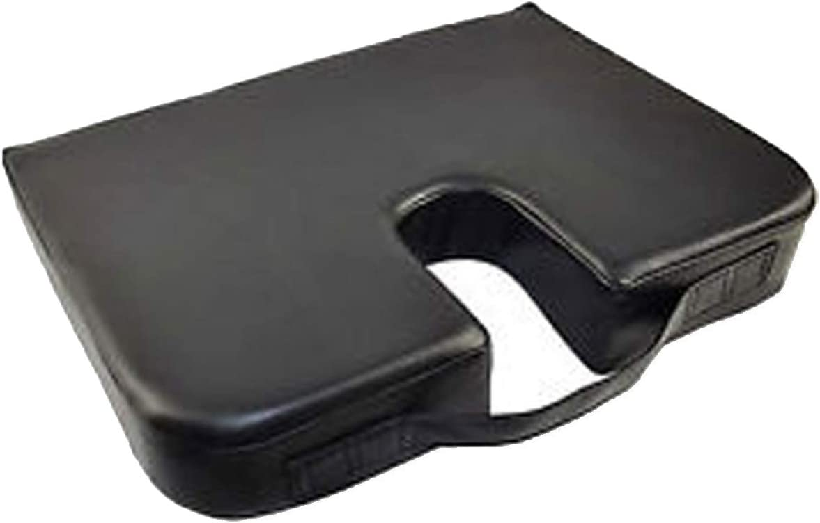 2 Pack Orthopedic Foam Car Seat Wedge T-Rex Car Seat Cushion