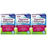 Digestive Advantage Gas Defense Probiotic, 32 Capsules (Pack of 3)