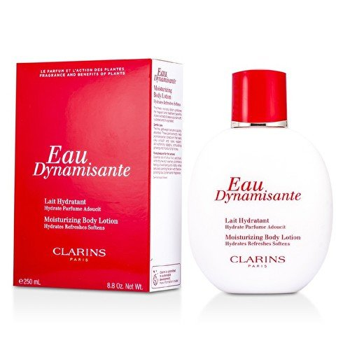 Clarins Eau Dynamisante Moisturizing Body Lotion - 7