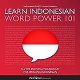 Learn Indonesian - Word Power 101