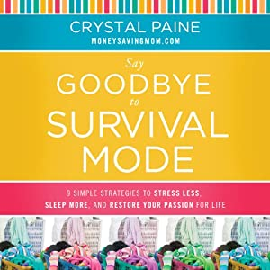 Say Goodbye to Survival Mode Hörbuch