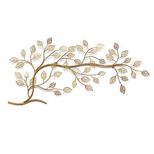 Branch Tree Gold (Stratton Home Decor -- Dropship, us home, SUHQX S01296 Gold Tree Branch Wall Decor Gold)