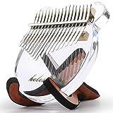 Kalimba Clear Kalimba Thumb Piano 17 Keys with