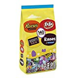 HERSHEY'S Easter Miniatures Chocolate Candy Assortment, 140 Count Deal (Small Image)