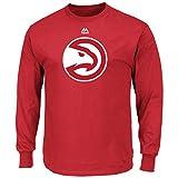 NBA Supreme Logo Mens Long Sleeve T-Shirt