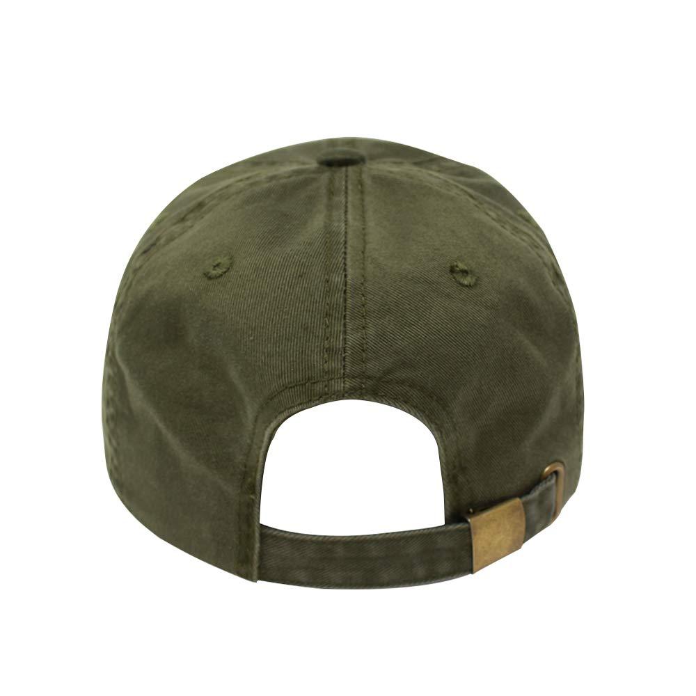 Amazon.com  Grumpy Cat Dad Hat Cotton Baseball Cap (Army Green)  Clothing c9bdd0203833