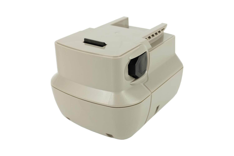 BPS-2400 3300 mAh, NiMH, 24 V PowerSmart BPS-2420 Bater/ía para Ryobi CRH-240RE