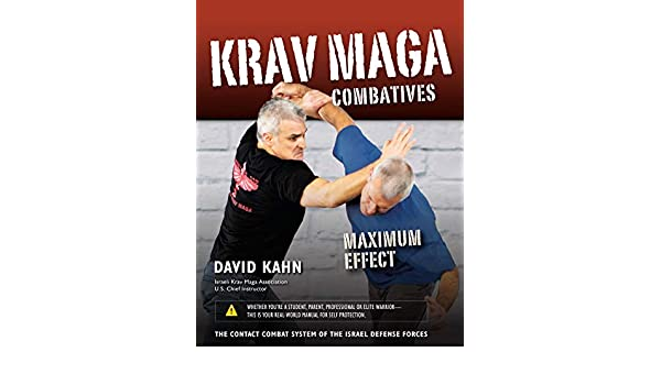 Krav Maga Combatives: Maximum Effect (English Edition) eBook ...