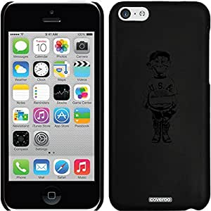 Coveroo iPhone 5 5s Black Thinshield Snap-On Case with Bubba by Jeff Dunham Design