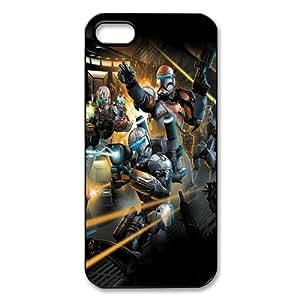 mkCase Star Wars Custom Ciencia ficción estilo de la película de cubierta de plástico (cáscara dura) Funda para el iPhone 5 5S