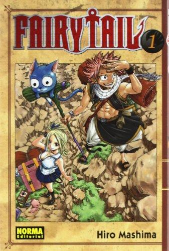 Descargar Libro Fairy Tail 01 Hiro Mashima