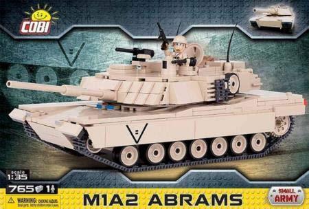 COBI Small Army M1A2 Abrams Tank ()