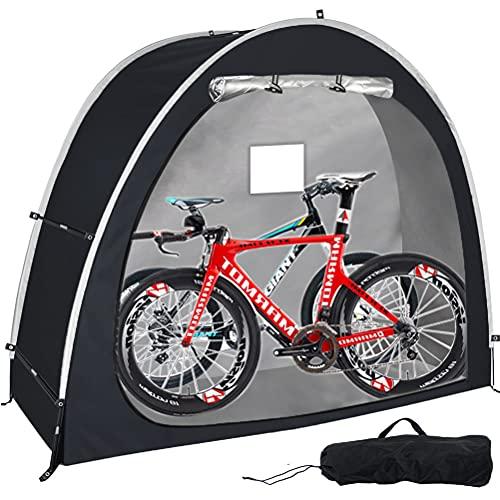 2021 Nieuwe fietsent, duurzame weerbestendige fietshoes, fietsenstalling Beschermende afdekking Tentshuis voor tuin…