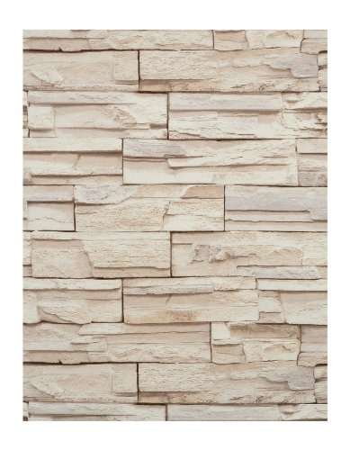 York Wallcoverings RN1039 Modern Rustic Travertine Wallpaper