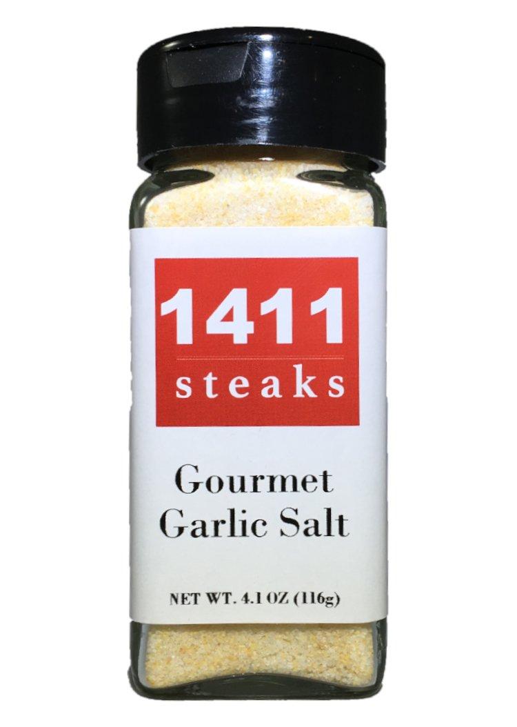 Gourmet Garlic Salt