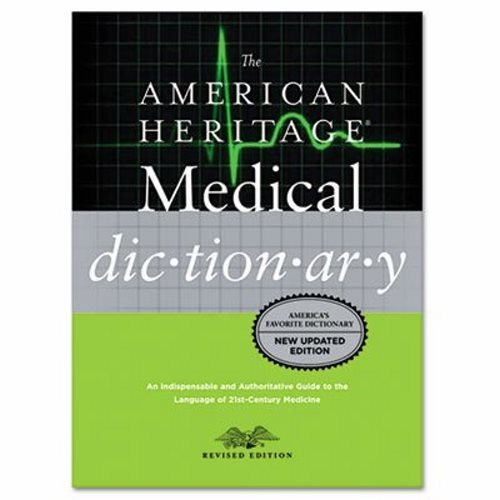 American Heritage Stedman's Medical Dictionary, Hardcover, 944 Pages by HOUGHTON MIFFLIN (Catalog Category: Forms, Record Keeping & Reference / Books)