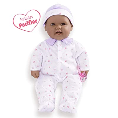 JC Toys, La Baby 16-inch Hispanic Washable Soft Baby Doll with Baby Doll Accessories - for Children 12 Months and Older, Designed by Berenguer: Toys & Games