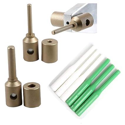 Reparación de tuberías PPR Reparación de herramientas, Soldadura Die Glue Stick Repairer 7 + 11