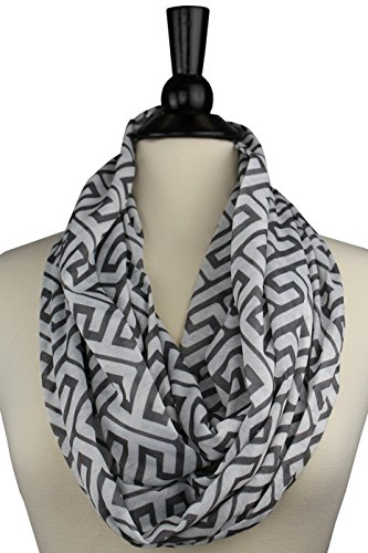 Pop Fashion Pattern Infinity Scarves product image