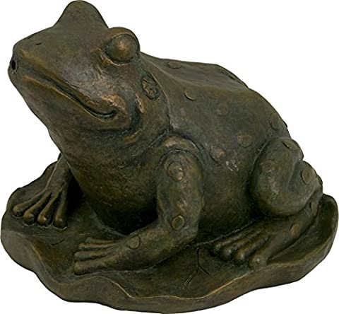 TetraPond 19744 Frog Spitter Pond Decoration and Aerator - Tetra Tubing