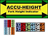 IRONguard 70-1100 Accu-Height Fork Height Indicator