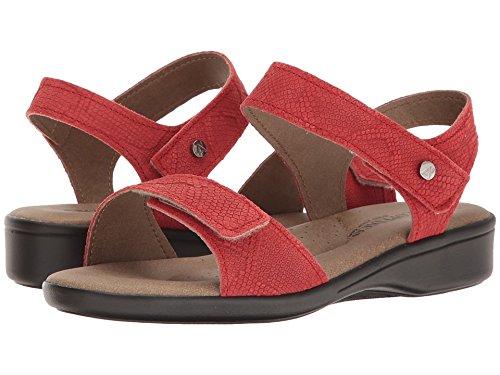 Arcopedico Women's Galapagos Red Shoe