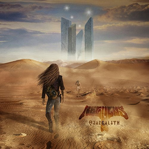 Regulus - Quadralith - CD - FLAC - 2017 - NBFLAC Download