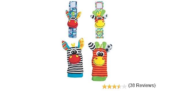 Playgro - Sonajero de pies y Manos, diseño de Selva (0183077 ...