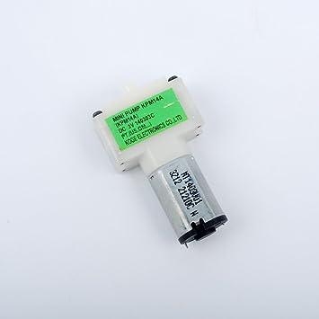 DC 3V Mini Air Pump Aquarium Micro Pressure Oxygen Pump for Sphygmomanometer