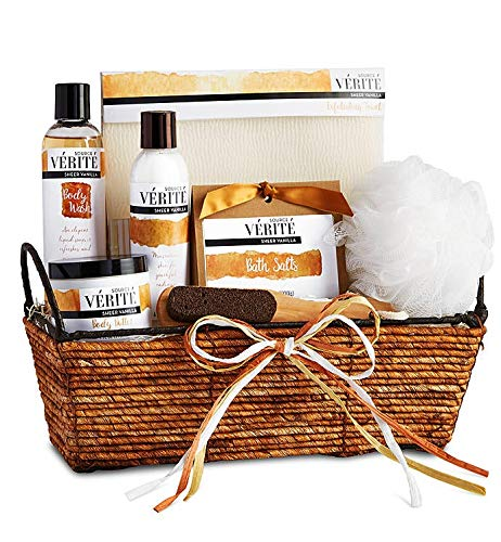 Source Verite Spa Gift Basket (Vanilla Bliss)