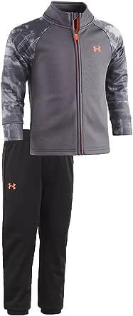 Under Armour Zip Jacket and Pant Set Chaqueta deportiva para Niños