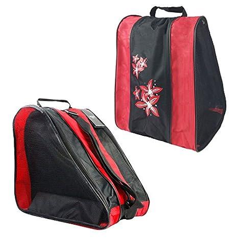 Cutowin - Bolsa de Almacenamiento portátil para Patines o Zapatos, para niños y Adultos