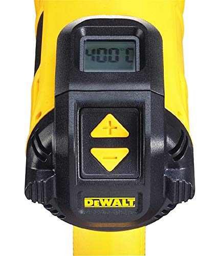DEWALT D26414-QS – Decapador de 2.000W 50-600 °C con LED de temperaturas