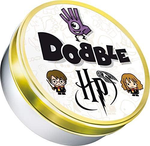 Asmodee Dobble Harry Potter, DOBHP02FR, Jeu Dambiance: Amazon.es: Juguetes y juegos