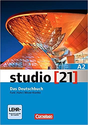 Studio 21 deutschbuch a2 mit dvd rom christoph wortberg studio 21 deutschbuch a2 mit dvd rom christoph wortberg 9783065205740 amazon books fandeluxe Image collections