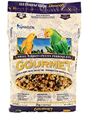 Hagen B2813 Gourmet Small Parrot Seed Mix, 2 Kg, 4.4-Pound
