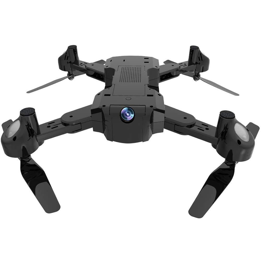 BigFamily Rc-Drohne Mit 720P Hd-Kamera Live-Video, Hd-Kamera Mit GPS-WiFi-Fernbedienung Vierachsige Flugzeuge Für Die Luftfotografie