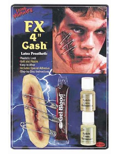 Neck Bolts Monster Latex - Best Hollywood Fancy Dress Costumes