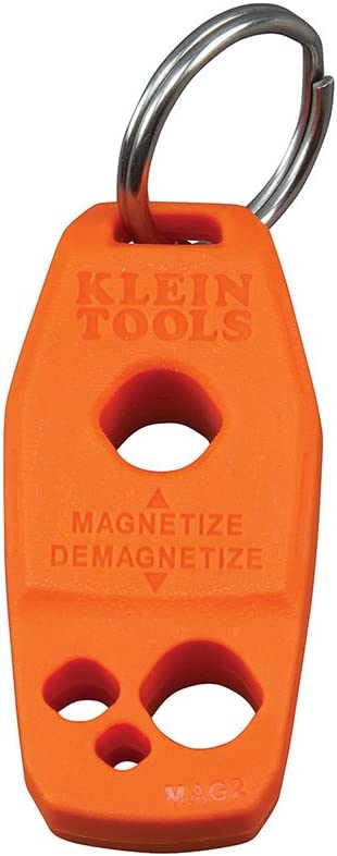 Details about  /2x Compact 2-in-1 Demagnetizer Magnetizer Tools for Screwdriver Bits Tips
