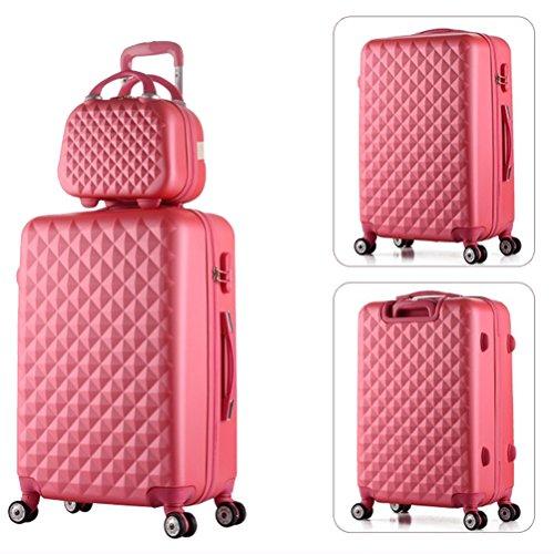 Two Bag Trolley Set - 1