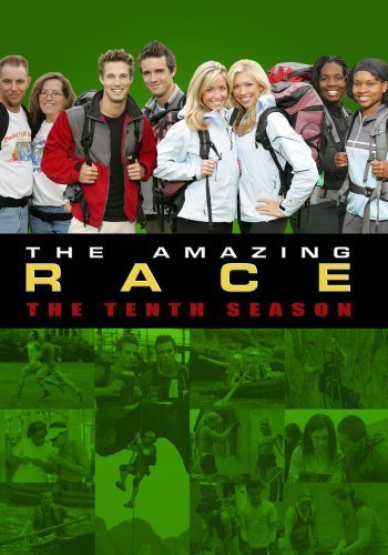 the amazing race season 10 - 3