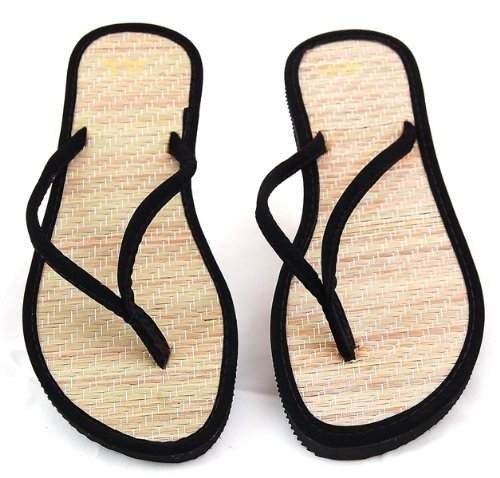Womens Bamboo Sandals by L.A. Beauty (5789) - Bamboo Flip Flop Sandals
