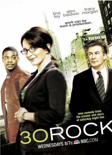 30 Rock movie poster
