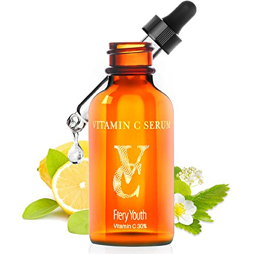Vitamin C Serum For Face, Anti Aging Facial Serum With Hyaluronic Acid, 30% Vitamin C Skin Serum Face Serum for Fading Spot And Softening Wrinkle, Anti Wrinkle Serum 1 fl. oz.