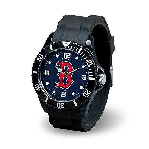 (MLB Boston Red Sox Spirit Watch, Black)